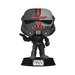 POP! Star Wars: The Bad Batch - Hunter