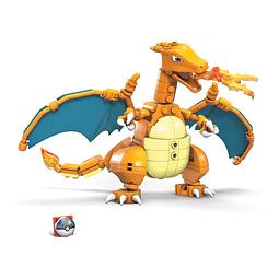 Pokémon Mega Construx Wonder Builders Construction Set Charizard