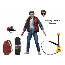 Back to the Future Action Figure Ultimate Marty McFly