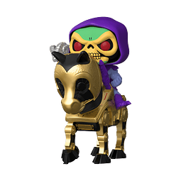 POP! Rides: MOTU - Skeletor on Night Stalker