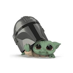 Star Wars The Mandalorian The Bounty Collection The Child Helmet Peeking