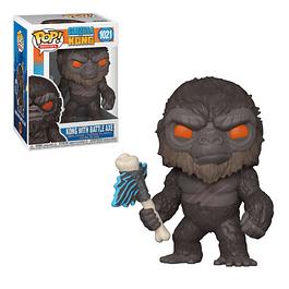 POP! Movies: Godzilla vs. Kong - Kong with Battle Axe
