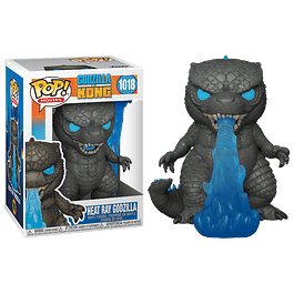 POP! Movies: Godzilla vs. Kong - Heat Ray Godzilla