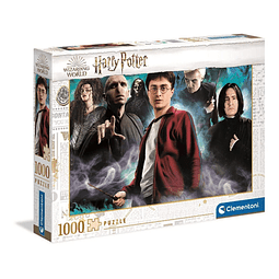 Puzzle 1000 Peças Harry Potter Beware
