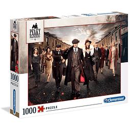 Puzzle 1000 Peças Peaky Blinders