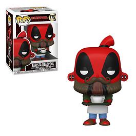 POP! Deadpool: Barista Deadpool