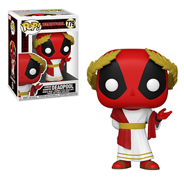 POP! Deadpool: Roman Senator Deadpool