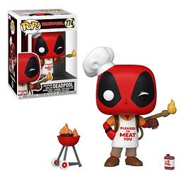 POP! Deadpool: Backyard Griller Deadpool