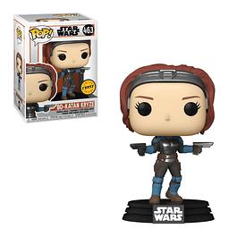 POP! Star Wars: The Mandalorian - Bo-Katan Kryze Chase Edition