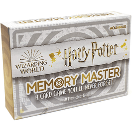 Harry Potter Card Game Memory Master