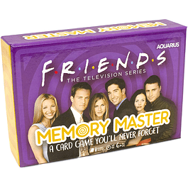 Friends Card Game Memory Master