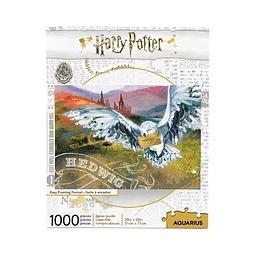 Puzzle 1000 Peças Harry Potter Hedwig