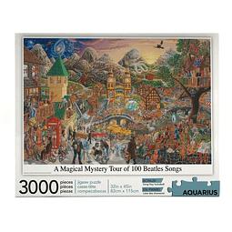 Puzzle 3000 Peças The Beatles Magical Mystery Tour