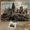 Puzzle 3000 Peças Harry Potter Hogwarts
