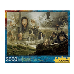 Puzzle 3000 Peças The Lord of the Rings Saga