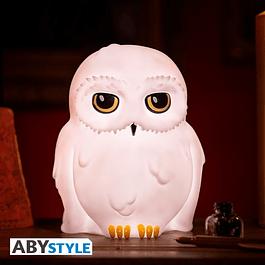 Luz de Presença Harry Potter Hedwig