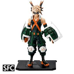 My Hero Academia SFC PVC Statue Katsuki Bakugo