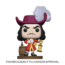 POP! Disney Villains: Captain Hook