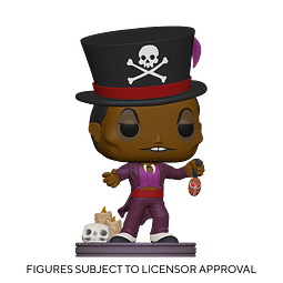 POP! Disney Villains: Doctor Facilier