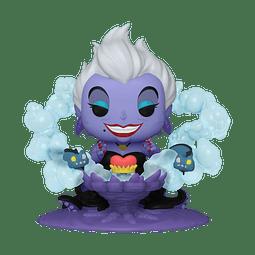 POP! Deluxe: Disney Villains - Ursula on Throne
