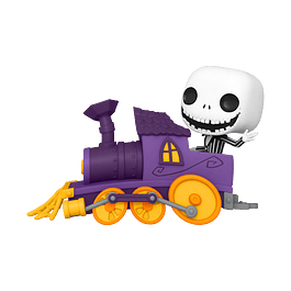 POP! Train: The Nightmare Before Christmas - Jack in Train Engine