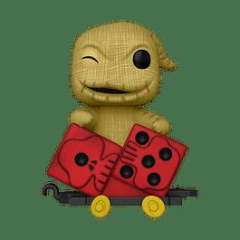 POP! Train: The Nightmare Before Christmas - Oogie in Dice Cart