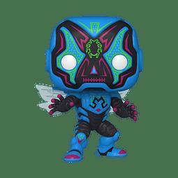 POP! Heroes: Dia De Los DC - Blue Beetle