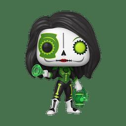 POP! Heroes: Dia De Los DC - Green Lantern (Jessica Cruz)