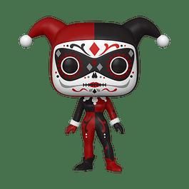 POP! Heroes: Dia De Los DC - Harley Quinn