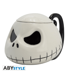 Caneca 3D The Nightmare Before Christmas Jack