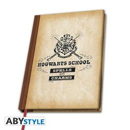 Notebook A5 Harry Potter Hogwarts School