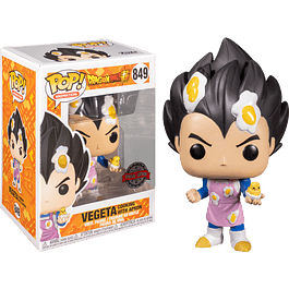 POP! Animation: Dragon Ball Super - Vegeta Cooking with Apron Special Edition