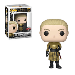 POP! Game of Thrones: Ser Brienne of Tarth Special Edition