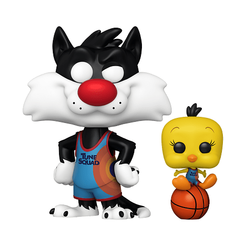 POP! Movies: Space Jam A New Legacy - Sylvester & Tweety