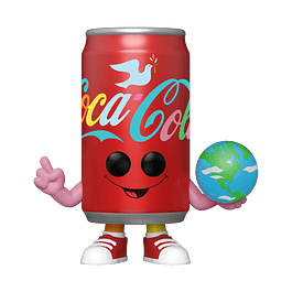 """POP! Coca-Cola: """"I'd like to buy the world a Coke"""" Can"""