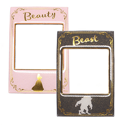 Disney Beauty and the Beast Magnet Photo Frame Set