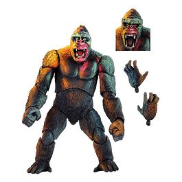 King Kong Action Figure Ultimate King Kong (illustrated)