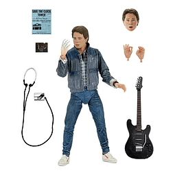 Back to the Future Action Figure Ultimate Marty McFly (Audition)