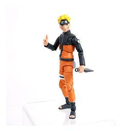 Naruto Shippuden BST AXN Action Figure Naruto Uzumaki