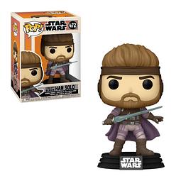 POP! Star Wars: Concept Series Han Solo