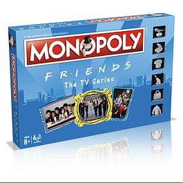 Monopoly: Friends (Versão Portuguesa)