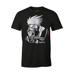 T-shirt Naruto Shipppuden Kakashi