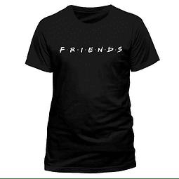 T-shirt Friends Classic Logo