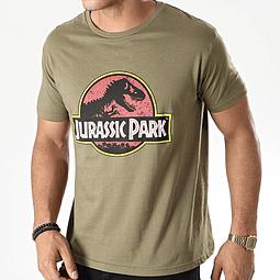 T-shirt Jurassic Park Vintage Logo