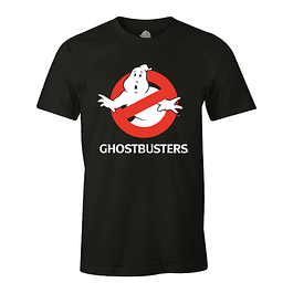 T-shirt Ghostbusters Classic Logo