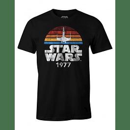 T-shirt Star Wars 1977