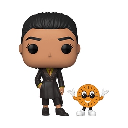 POP! Marvel Loki: Ravonna Renslayer with Miss Minutes