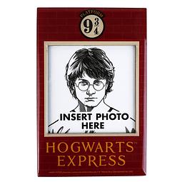 Harry Potter Magnet Photo Frame Platform 9 3/4