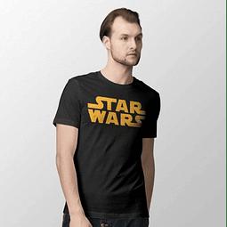 T-shirt Star Wars Classic Logo