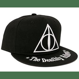 Chapéu Harry Potter Deathly Hallows